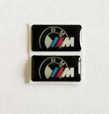 BMW M 3D DOMED BADGE LOGO EMBLEM STICKER GRAPHIC DECAL SPORT M2 M3 M4 M5 M6 X4