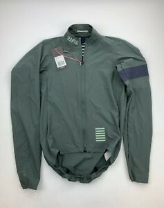 RAPHA Pro Team Lightweight Shadow Jacket Size Small New