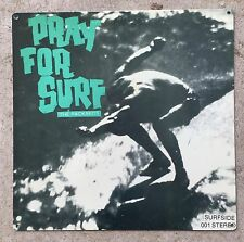 Pray For Surf The Packards Cover Surf Surfboard Surf Poster Vintage Metal Sign