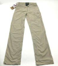 NEW Mountain Khakis Womens Hiking Pants SCOTCH GUARD Protected Quick Dry Nylon