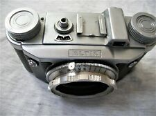 Altix Altissa V Blockschrift Body ~ ohne Objektiv ~ Kleinbildkamera ~ analog ~