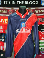 4/5 Blackburn Rovers adults XXL 1998 football shirt jersey trikot
