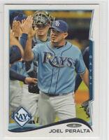 2014 Topps Baseball Tampa Bay Rays Team Set