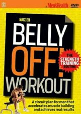 Men's Health: The Belly Off! Workout -  Strength Training Routine DVD NEW SEALED