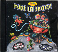 KIDS IN SPACE: CHILDREN'S SING-A-LONG CD - OUT OF THIS WORLD MUSIC & SOUNDS! UFO