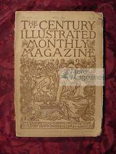 The CENTURY April 1892 Louise Chandler Moulton Joseph Pennell Rudyard Kipling