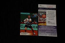 ANDRE AGASSI 2003 NETPRO SIGNED AUTOGRAPHED CARD #15 JSA CERTIFIED