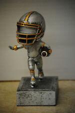 Football Bobblehead Figure Trophy Award - Free Engraving - Free Shipping
