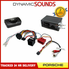 CT51-PO04 Active System Adapter Harness Lead for Porsche 911 / Boxster / Cayman