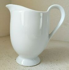 Mikasa Fine China Classic Flair White Footed Creamer RETIRED K1991 Made in Japan