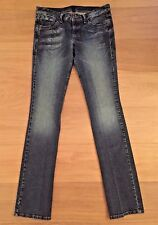 Benetton Low Rise Jeans Itallian Sz 30