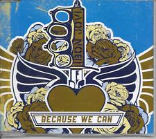 BON JOVI - Because we can CD SINGLE 2TR Germany 2013 (Island Records) RARE!!