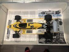 **RARE** Tamiya 1/12 Renault RE-20 Turbo Big Scale Kit #BS1226 Box Included