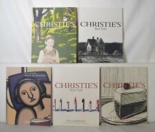 Christies Lot 5 Prints and Multiples Auction Catalogs 1020