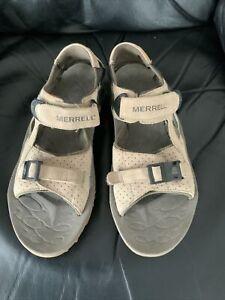 Merrell Chameleon Kahuna Sandal Walking Sports Sandal UK 9 Eu 43 Us 10 -Vibram