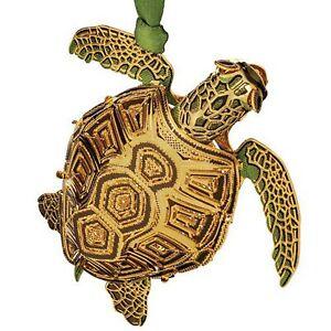 Beacon Design ChemArt Ornament - SEA Turtle