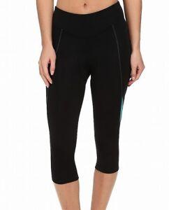 Pearl Izumi Black Cycling Activewear Leggings Women's Size S 48608
