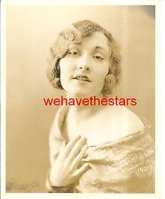 Vintage Ann Christy GORGEOUS 20s CHRISTIE COMEDY Publicity Portrait MOJONIER
