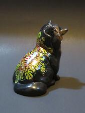 Windstone Editions Grab Bag Tanuki Racoon Dog Lichen Melody Pena Statue OOAK
