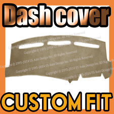fits 2007-2009  SATURN  OUTLOOK  DASH COVER MAT DASHBOARD PAD /  BEIGE