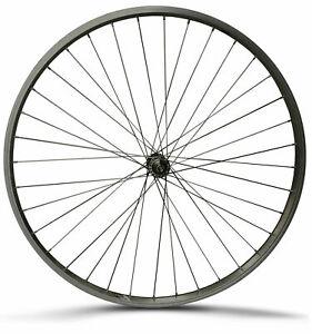 XB3 20 Zoll Vorderrad Laufrad Kastenfelge für Kinderrad Anhänger Alufelge silber