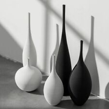 GORGEOUS Modern Minimalist Ceramic Vases Handmade Contemporary Home Decoration