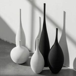 GORGEOUS Ceramic Tall Vases Decorative Modern Minimalistic Home Decor Ornaments