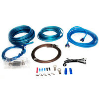 Stinger Select SSK4ANL 4 AWG Amplifier Wiring Kit 1000 Watts 17ft CCA