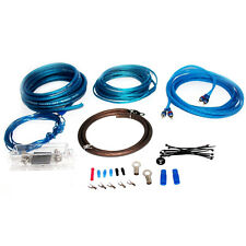 Stinger Select SSK4ANL 4 AWG Amplifier Wiring Kit 1000 Watts 17ft CCA