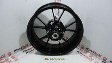 Cerchio posteriore rear wheel felge rim Bmw S 1000 RR 09 12