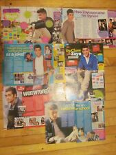 Zayn Malik, One Direction, Lot of SIX Two Page Clippings