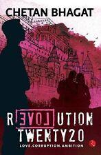 Chetan Bhagat's Revolution 2020: Love.Corruption.Ambition (Chetan Bhagat)