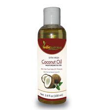 100% Organique Raw pure extra vierge huile de noix de coco qualité Premium 100 ml
