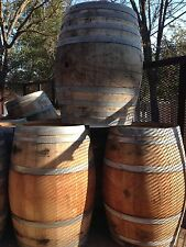 Wine Red Oak Barrels Local Pick Up Only