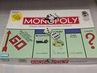 Parker Brothers Monopoly 1999 Edition Board Game with Winning Money Token