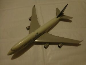1:200 BOEING 747-400 AIR NEW ZEALAND PLASTIC AIRCRAFT PUSH FIT MODEL PLANE