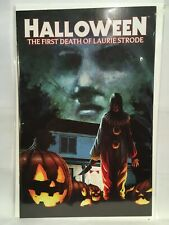 Halloween First Death of Laurie Strode #2 Cover D VF/NM 1st Print DDP Comics
