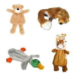 Good Boy Dog/Puppy Toy Raggy Duck Bear Cow Fox Unfilled * Soft Comfort Blanket