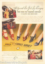 Postcard: Vintage Advertising Posters - United States Shoe Corporation (2014)