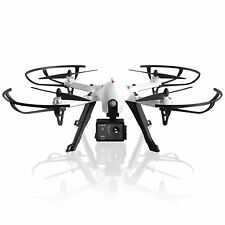 F100 Ghost RC Quadcopter Drone with 1080p HD Camera for Men & Women, Brushless M
