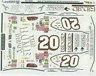 Slixx 1570 1/24th & 1/25th Scale #20 The Home Depot Decals