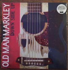 Old Man Markley Down Side Up LP Black Vinyl Fat Wreck Chords Bluegrass
