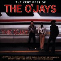 The OJays - The Very Best of The OJays [CD]