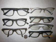 Mixed Lot of 7 SALT-WP-TF-JEAN LAFONT Eyeglasses Men Women BIG WIDE SEXY office