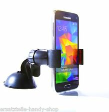 Auto KFZ Handy Halter/ung Samsung Galaxy S3-S4-S5-S6-mini-J1-J5-A3-Edge Active +