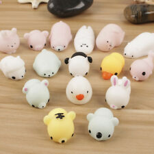 Random Mochi Soft Animal Squishy Squeeze Fun Kid Stress Reliever Decor Toy Gift