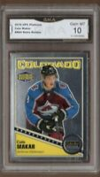 GMA 10 Gem Mint CALE MAKAR 2019/20 OPC O-Pee-Chee Platinum *RETRO* ROOKIE CARD!