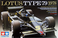 Tamiya 20060 Lotus Type 79 1978 1/20 scale kit
