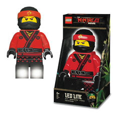 KAI LED LITE ninjago lego legos NEW minifigure minifig RED ninja MOVIE mini fig