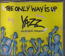 Yazz-The Only Way Is Up cd maxi single